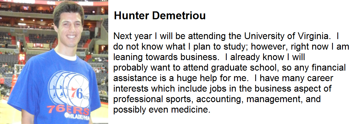 Hunter_Demetriou_Bio