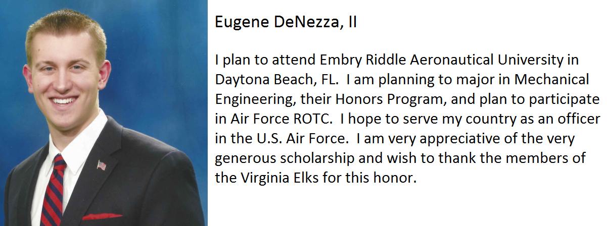Eugene_DeNezza_Bio